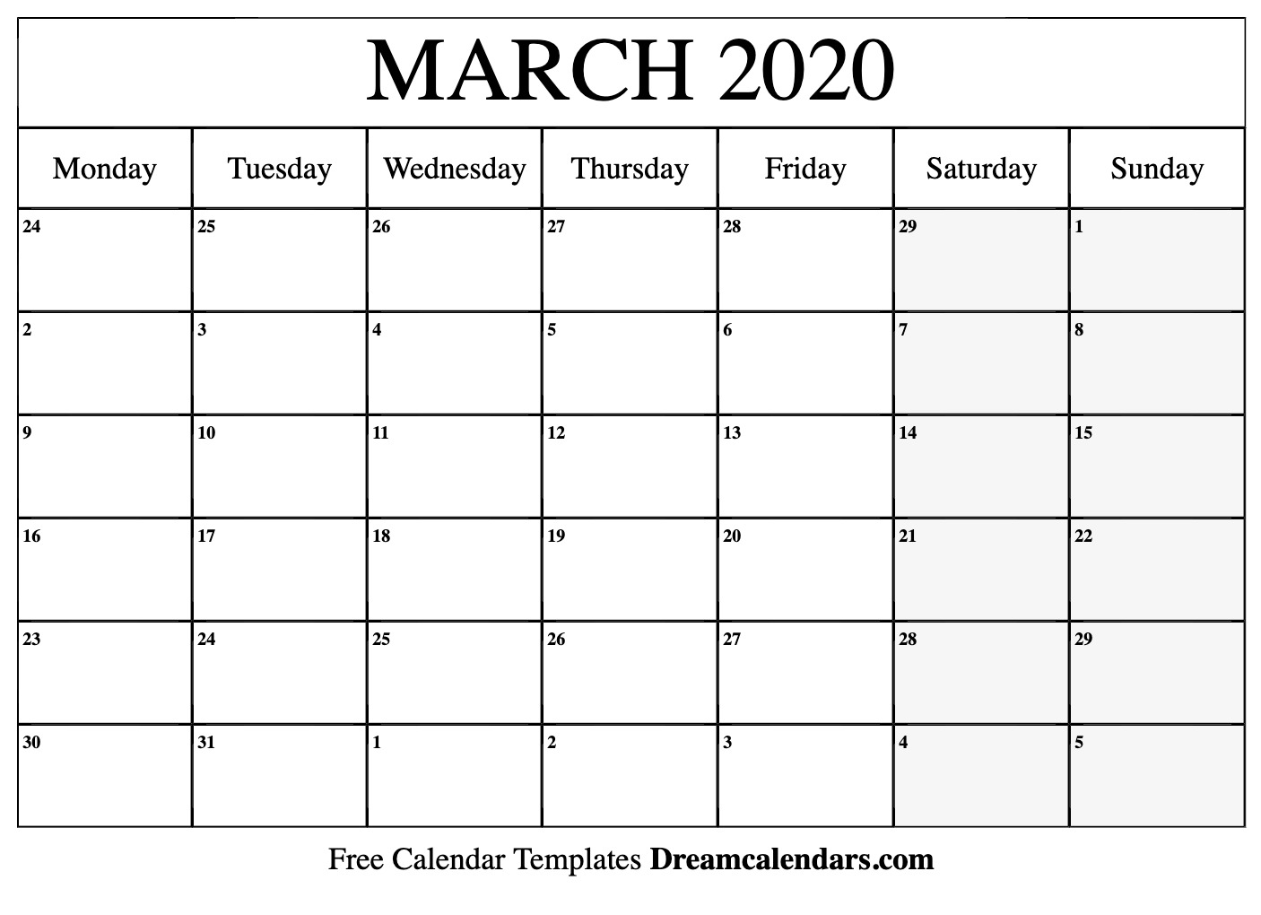 It is a photo of Sassy Printable March 2020