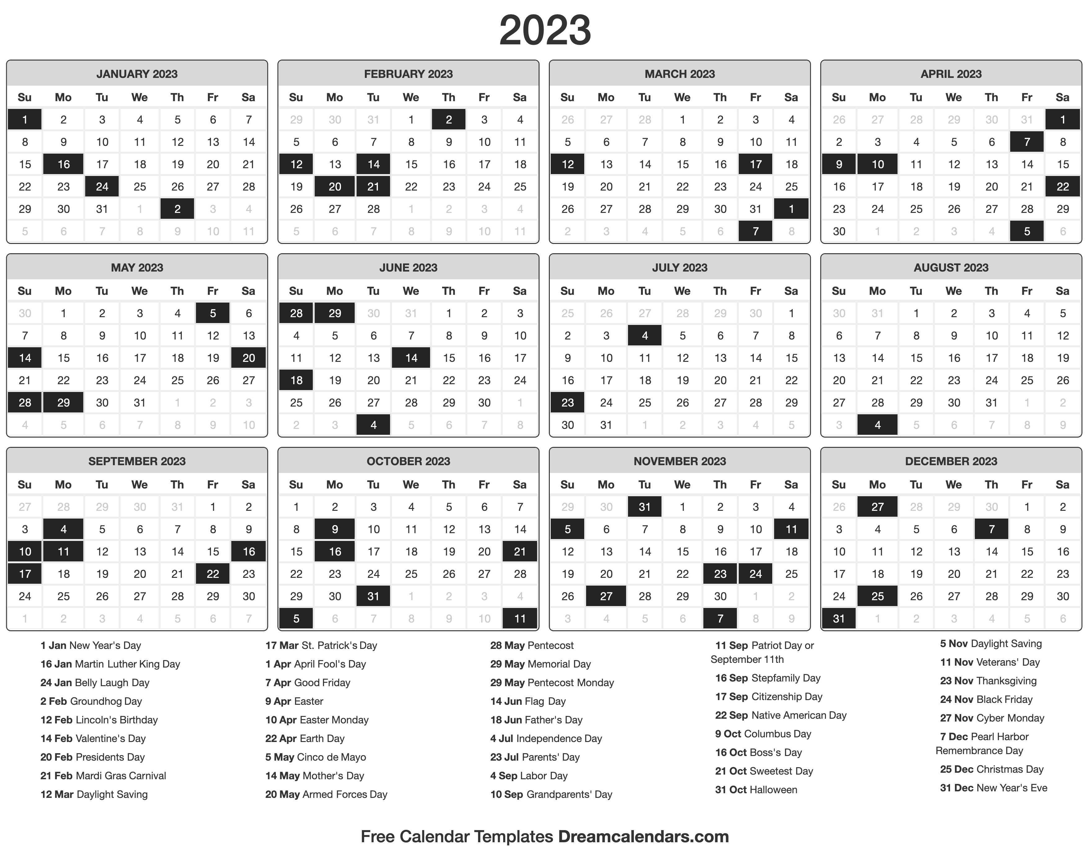 Uci 2022 2023 Calendar.2023 Calendar