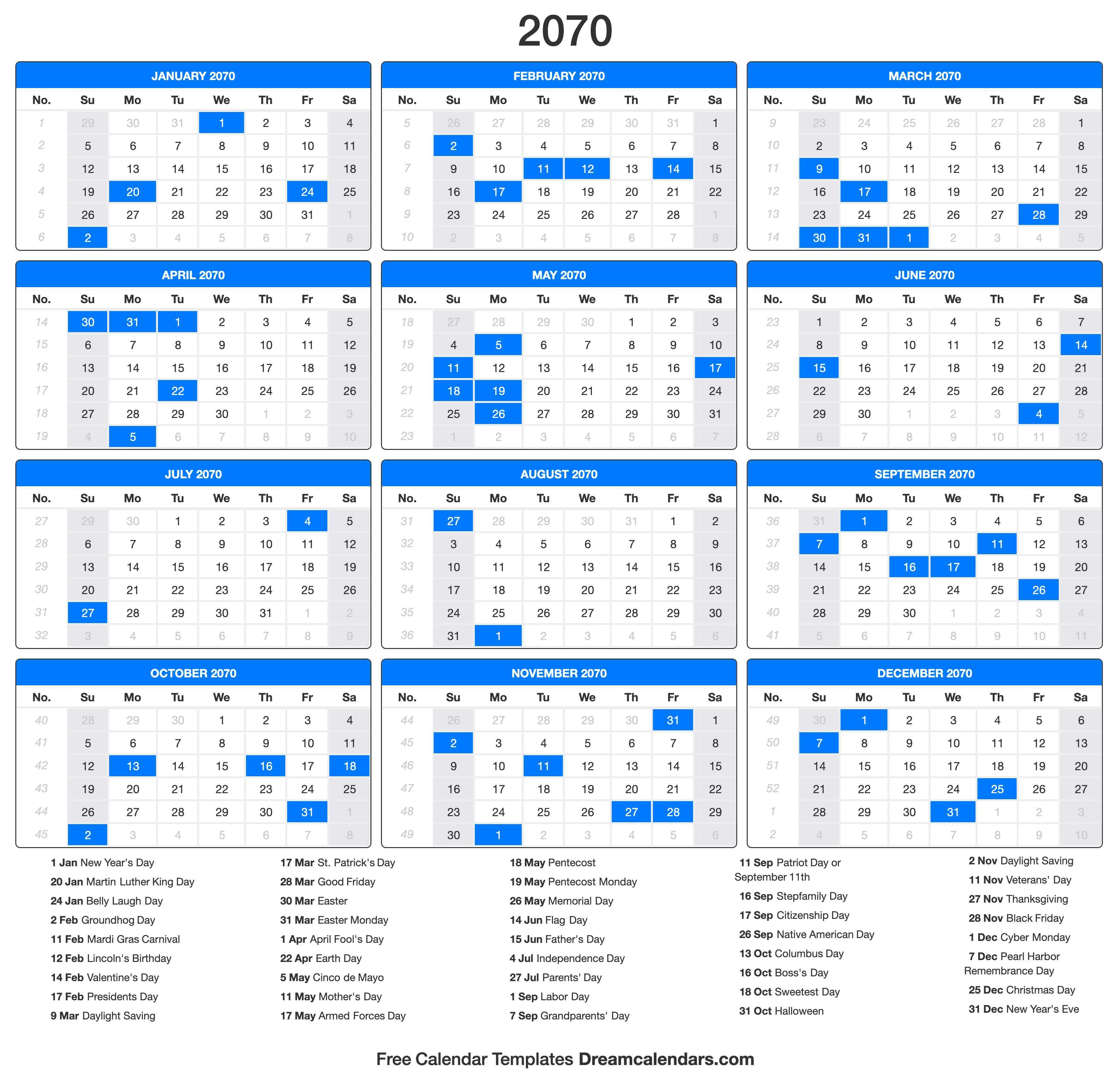 Lunar Calendar October 2022.2070 Calendar
